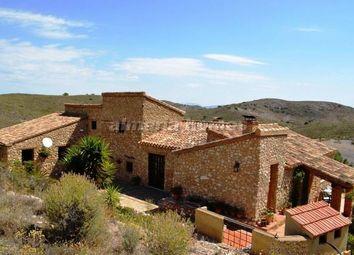 Thumbnail 3 bed country house for sale in Finca Vistas Del Mar, Lubrin, Almeria