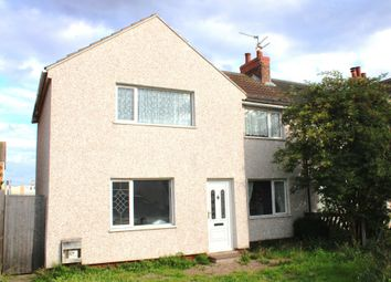 Thumbnail 3 bedroom semi-detached house for sale in Broadway, Doncaster