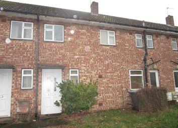 Thumbnail 3 bed terraced house for sale in Hampden Crescent, Lindholme, Doncaster