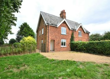 Thumbnail 3 bed cottage for sale in Race Course Road, Terrington St. Clement, King's Lynn