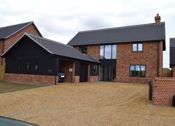Thumbnail 4 bed detached house to rent in Bergh Apton Road, Alpington, Norwich