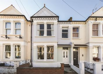 Thumbnail 3 bed flat for sale in Farlow Road, London
