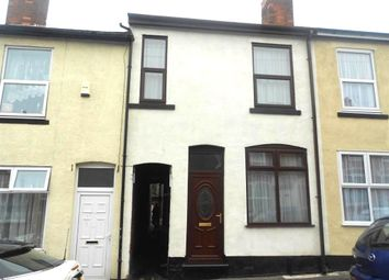 Thumbnail 3 bed terraced house to rent in Fisher Street, Wolverhampton