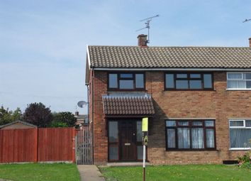 Thumbnail 3 bedroom semi-detached house to rent in Pinewood Avenue, Lowestoft