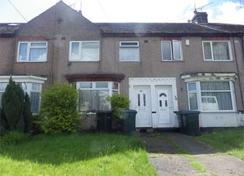 Thumbnail 3 bedroom terraced house to rent in Hen Lane, Coventry, West Midlands