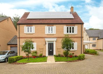 Thumbnail 4 bed detached house for sale in Glebe Close, Bluntisham, Huntingdon, Cambridgeshire