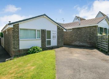 Thumbnail 2 bed bungalow for sale in Hayfield Close, Dronfield Woodhouse, Derbyshire