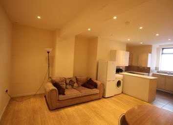 Thumbnail 1 bed terraced house to rent in Roundhay Road, Harehills, Leeds, West Yorkshire