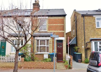 Thumbnail 2 bedroom end terrace house for sale in Cross Road, Kingston Upon Thames