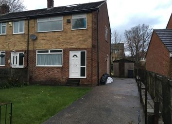 Thumbnail 3 bed end terrace house for sale in Bull Royd Lane, Bradford