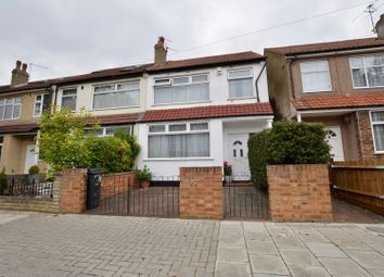 Thumbnail 3 bed end terrace house for sale in Fieldend Road, London