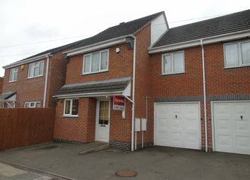 Thumbnail 3 bed semi-detached house for sale in Leeson Street, Aylestone, Leicester