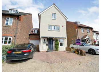 Lucksfield Way, Angmering, Littlehampton BN16. 5 bed link-detached house for sale