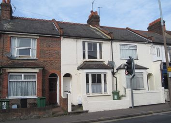 Thumbnail 3 bedroom terraced house to rent in Whippendell Road, Watford