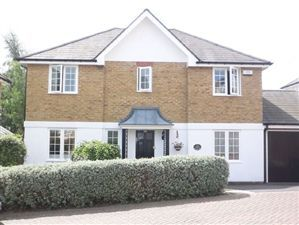 Thumbnail 4 bed detached house for sale in Fennel Close, Maidstone