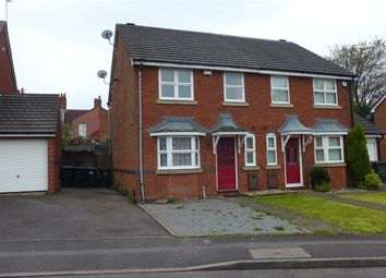 Thumbnail 3 bedroom semi-detached house to rent in Waveley Road, Coundon, Coventry