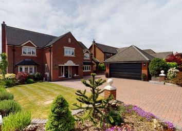 Thumbnail 5 bed detached house for sale in The Grange, Smalley, Ilkeston