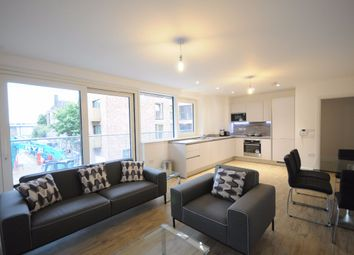 Thumbnail 2 bed flat to rent in Gothenburg Court, Bailey Street, London