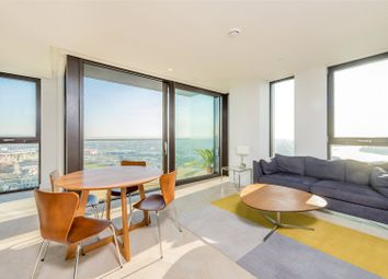 Thumbnail 2 bed flat for sale in The Waterman, 5 Tidemill Square, Greenwich Peninsula, London
