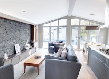 Thumbnail 3 bed property for sale in Shorefield Road, Downton, Lymington
