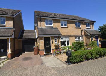 Thumbnail 3 bed semi-detached house for sale in Cole Avenue, Chadwell St Mary, Essex