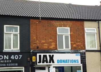 Thumbnail 1 bedroom flat to rent in Stand Park, Sheffield Road, Chesterfield