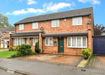 Thumbnail 3 bed semi-detached house for sale in Avon Crescent, Bicester