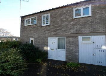 Thumbnail 3 bed end terrace house to rent in Odecroft, Ravensthorpe, Peterborough