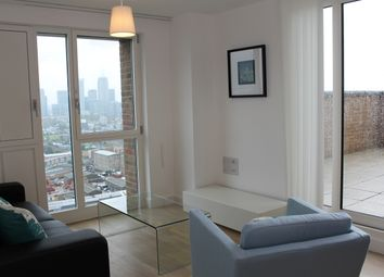 Thumbnail 2 bed flat to rent in No. 1 The Plaza, Marner Point, Bow