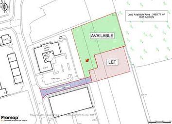 Thumbnail Land for sale in Land Adjacent To Seneca House, The Links, Amy Johnson Way, Blackpool Business Park, Blackpool, Lancashire