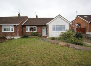 Thumbnail 3 bed semi-detached bungalow to rent in Romans Way, Pyrford, Woking