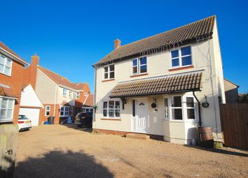 Thumbnail 3 bed detached house for sale in Imperial Avenue, Maylandsea, Chelmsford