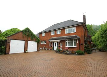 Thumbnail 4 bed detached house for sale in Watling Street, Burbage, Hinckley