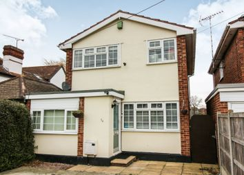 Thumbnail 3 bed detached house for sale in Thisselt Road, Canvey Island