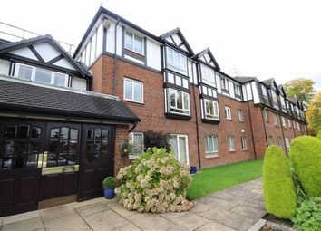 Thumbnail 1 bed flat for sale in Elmwood, Off Barton Road, Manchester
