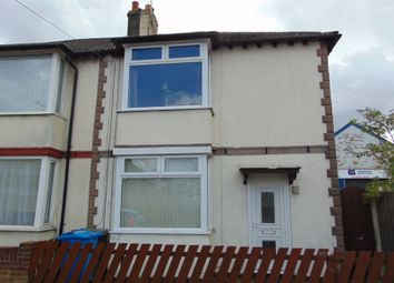 3 bed semi-detached house to rent in Lorraine Street, Hull HU8