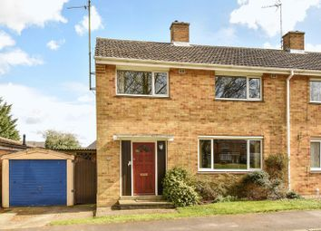 Thumbnail 3 bed semi-detached house for sale in Upton Close, Abingdon