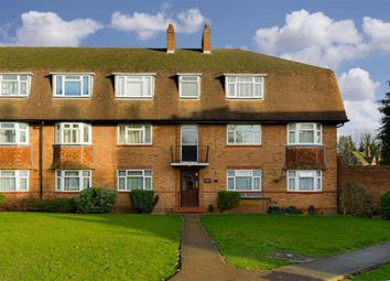 Thumbnail 2 bed flat for sale in Rushmere Court, Worcester Park, Surrey