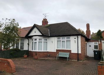 Thumbnail 2 bed bungalow to rent in Chatsworth Gardens, Monkseaton, Whitley Bay