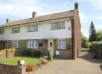 Thumbnail 2 bed semi-detached house for sale in Rowan Road, West Drayton, Middlesex