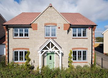 "Thumbnail 4 bed property for sale in ""Welwyn"" at Pudding Pie Lane, Langford, Bristol"