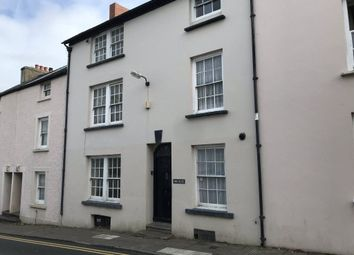 Thumbnail 1 bed flat to rent in Gloucester Terrace, Haverfordest, Pembrokeshire