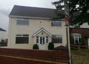 Thumbnail 3 bed semi-detached house for sale in Thomas Road, Stainforth, Doncaster