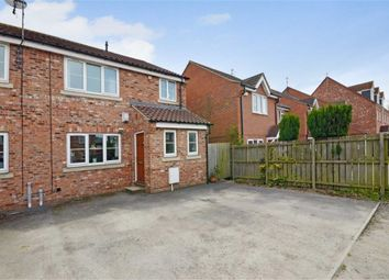 Thumbnail 3 bed end terrace house for sale in Derwent House Mews, Osbaldwick Lane, York
