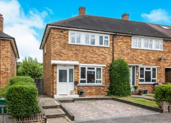 Thumbnail 2 bed end terrace house for sale in Dundrey Crescent, Merstham, Redhill