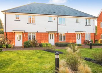 Thumbnail 3 bed terraced house for sale in Woolmer Close, Canterbury