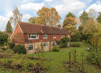 Thumbnail 3 bed detached house for sale in Crossways, Churt, Farnham, Surrey