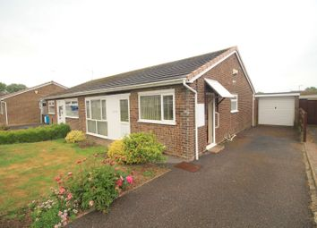 2 bed semi-detached bungalow for sale in Heron Close, Eastbourne BN23