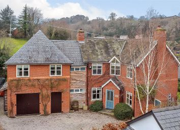 Thumbnail 4 bedroom detached house for sale in Chirbury Road, Montgomery, Powys