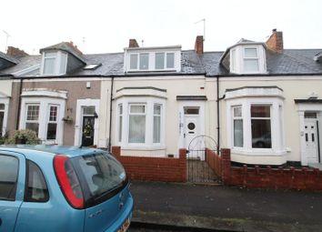 Thumbnail 3 bed terraced house for sale in Caroline Street, Jarrow
